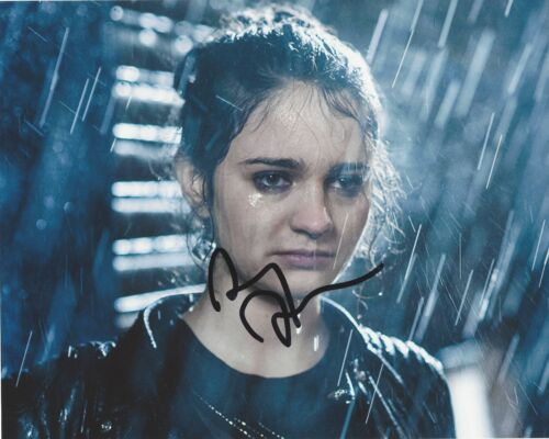 ACTRESS AISLING FRANCIOSI SIGNED 8x10 PHOTO COA GAME OF THRONES THE FALL SERIES
