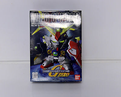 Wing Gundam Model No 34
