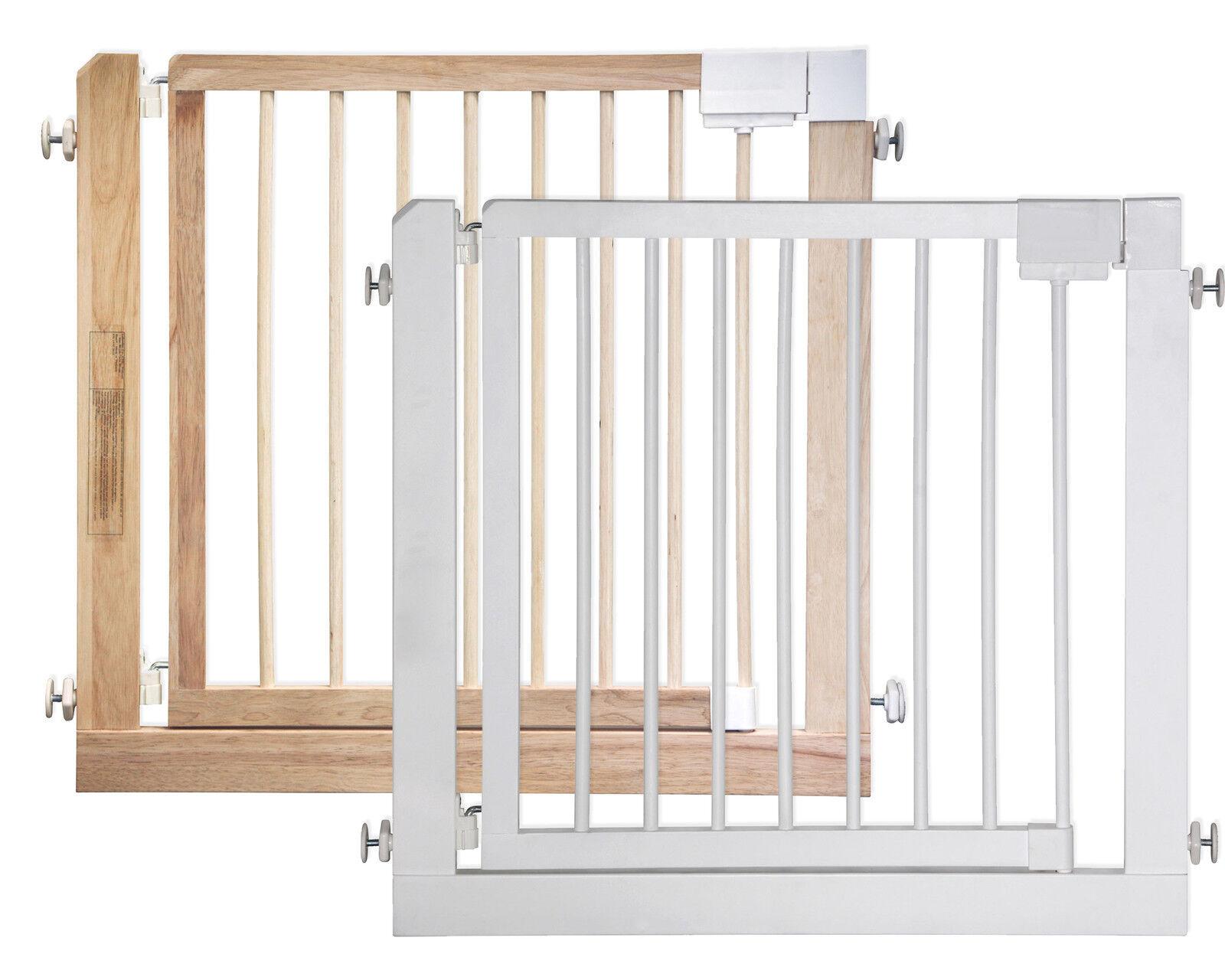 ib style® KOLBY Treppengitter Türschutzgitter Absperrgitter Schutzgitter Baby