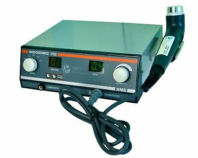 Advanced Certified Ultrasonic Therapy 1 Mhz Suitable Indosonic102 Unit Machine.