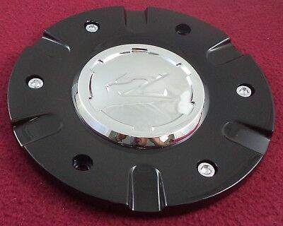 1 CAP CAP-Z090 Zinik Wheels Gloss Black Custom Wheel Center Caps # Z-9
