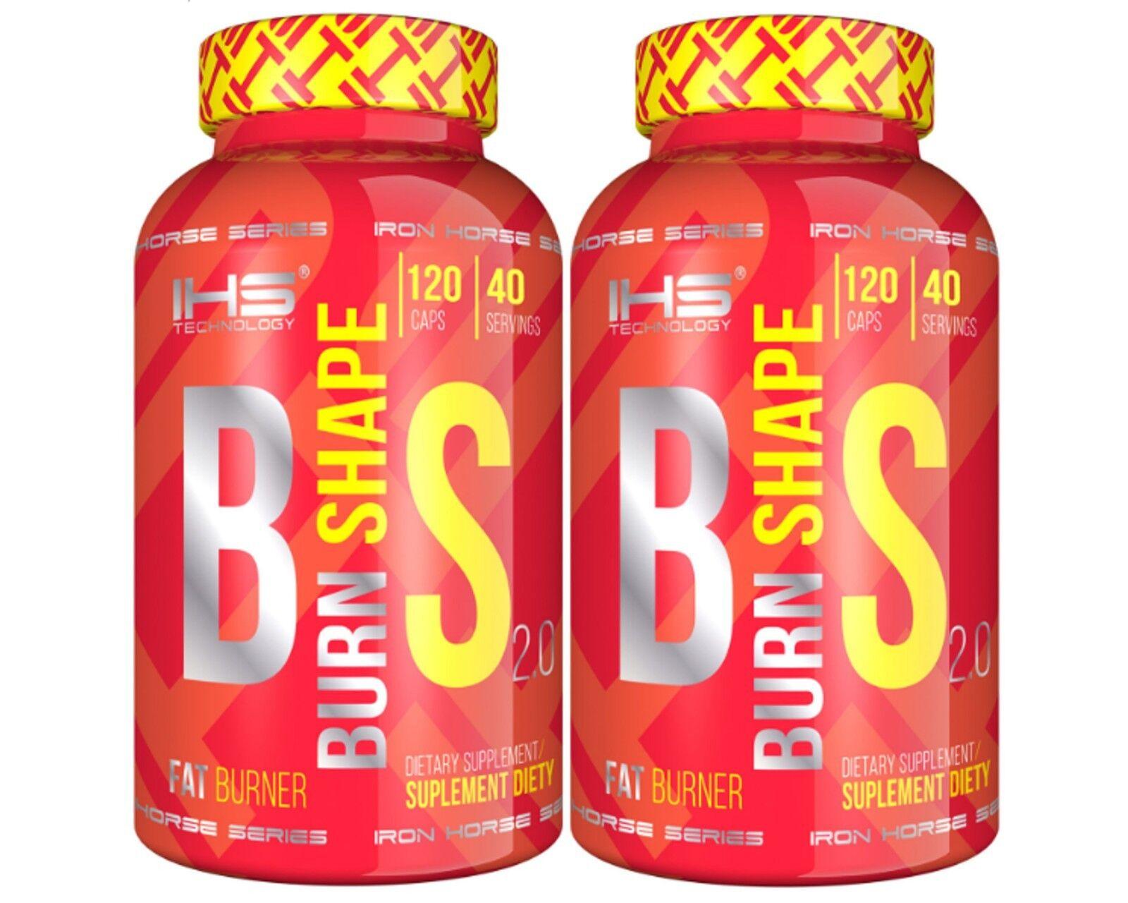 burn shape 120 240 caps strongest fat