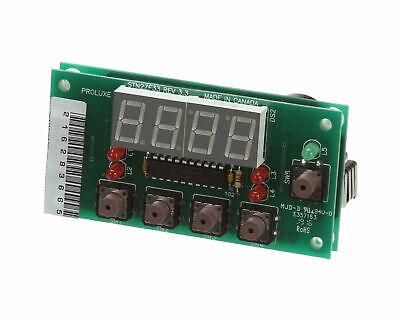 Doughpro 110102505213 Proluxe Preprogra Mmed Digital Control