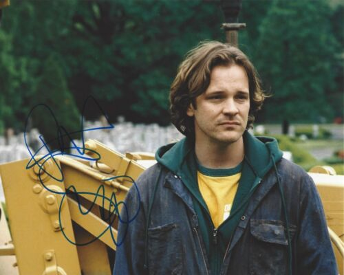 ACTOR PETER SARSGAARD SIGNED GARDEN STATE 8x10 MOVIE PHOTO w/COA SHATTERED GLASS