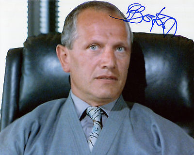 Steven Berkoff - Victor Maitland - Beverly Hills Cop - Signed Autograph REPRINT