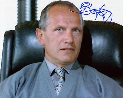 Steven Berkoff - Victor Maitland - Beverly Hills Cop - Signed Autograph REPRINT