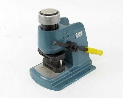 Amp 220144-1-d Arbor Bench Press Ribbon Coaxial Tool 2w