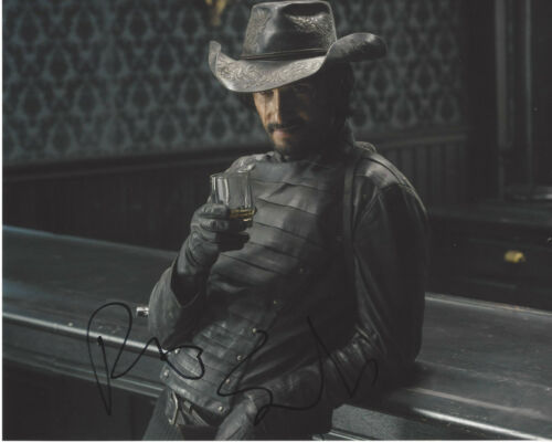 RODRIGO SANTORO SIGNED AUTHENTIC 'WESTWORLD' 8X10 PHOTO B w/COA 300 ACTOR
