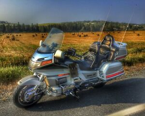 Service mécanique Goldwing GL 1200, GL 1500, GL 1800