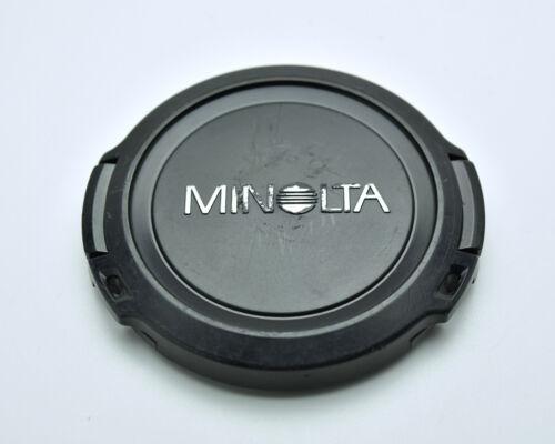 Genuine Minolta LF-1055 55mm Front Lens Cap Snap-On Auto Focus Lenses (#3239)