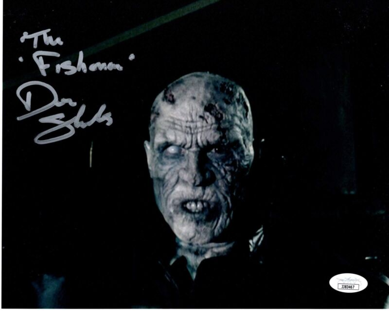 DON SHANKS signed 8x10 Photo I Know What You Did Last Summer The Fisherman JSA