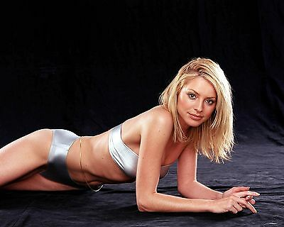 "Tess Daly 10"" x 8"" Photograph no 4"