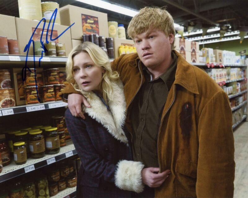 """Jesse Plemons """"Fargo"""" AUTOGRAPH Signed 8x10 Photo E ACOA"""