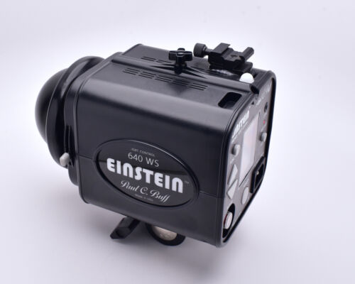 "Paul C. Buff Einstein 640 WS Monolight 7"" Reflector Case Cover Cord (#8028)"