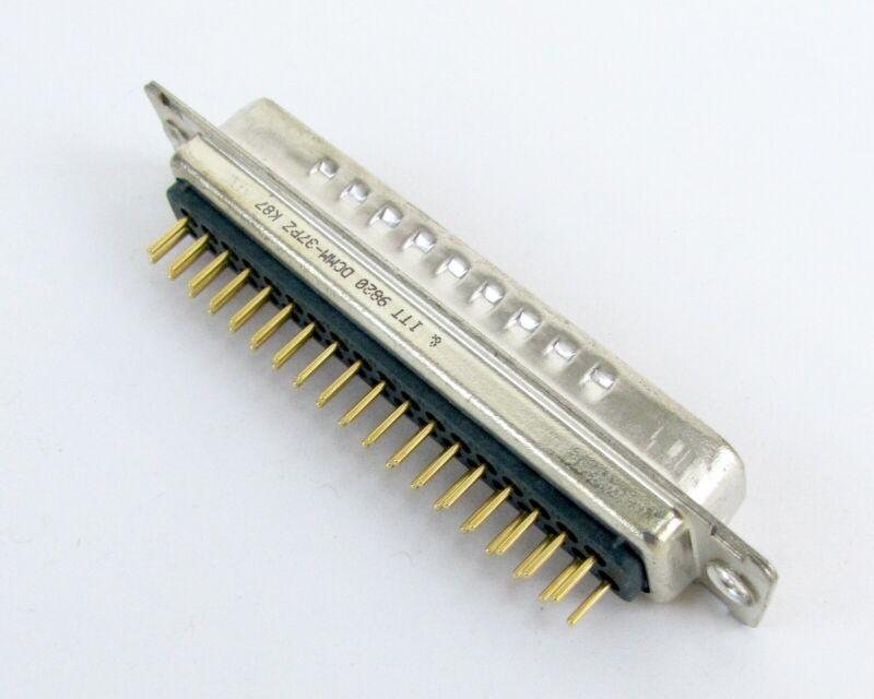 ITT Cannon DCMM-37PZ D-Sub Connector 37 Pin contacts