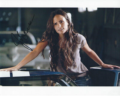 Jordana Brewster The Fast And The Furious 5 Autographed Photo Signed 8X10  3 Mia