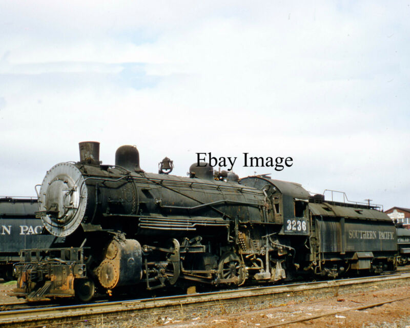 """Southern Pacific # 3236  8"""" x 10"""" Photo"""