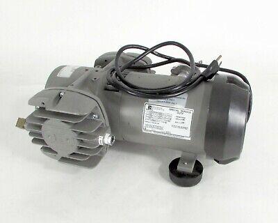 Thomas 2090b-1 Vacuum Pump Emerson Sa55zzhrm-4636 Motor