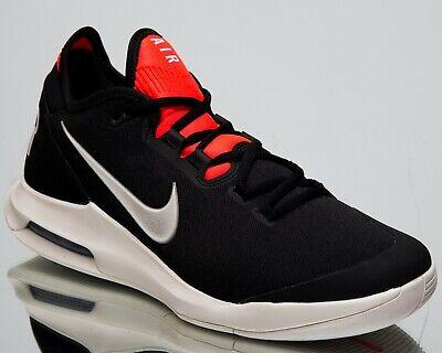 Air Max Tennis Shoes (Nike Air Max Wildcard HC New Men's Tennis Shoes Black Phantom Low Top AO7351-006)
