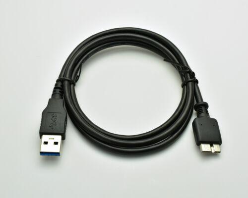 """Genuine Nikon UC-E22 USB 3.0 Cable #27146 39"""" Tether D500 D5 D810 D850 (#3105)"""