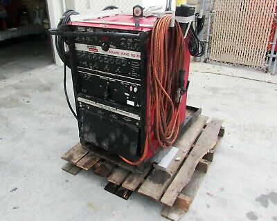 Lincoln Electric - Square Wave Tig-350 Tig Stick Arc Welder