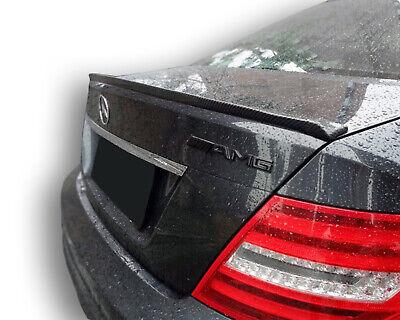 Carbon lackiert Heckspoiler Lippe trunk aileron levre spoiler für Ford Fiesta
