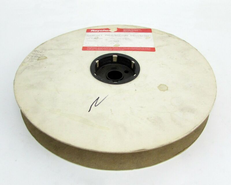 Reel of (500) Raychem PSR-21214B Polyswitch Resettable Fuse