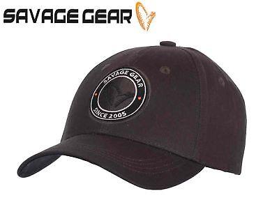 Savage Gear Simply Savage Badge Cap Baseball Fishing