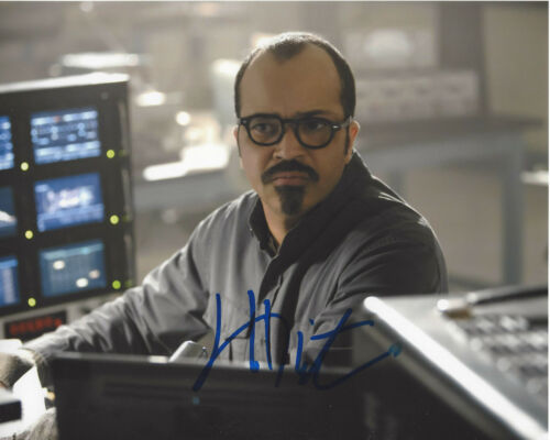 JEFFREY WRIGHT SIGNED AUTHENTIC 'WESTWORLD' 8X10 PHOTO w/COA ACTOR CASINO ROYALE