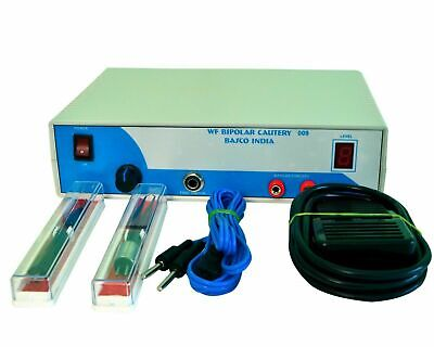 Basco Wet-field Bipolar Coagulator Surgical Cautery Ophthalmic Surgical Cautery