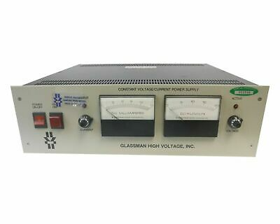 Eaton Glassman High Voltage Constant Voltcurrent Power Supply Pswg-20p-15-m3