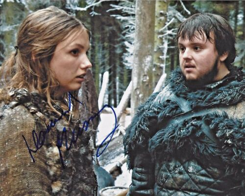 ACTRESS HANNAH MURRAY SIGNED GAME OF THRONES 8x10 PHOTO D W/COA GILLY DETROIT