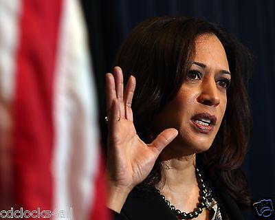 Kamala Harris   Attorney General Ca 8 X 10 Glossy Photo Picture Image  2
