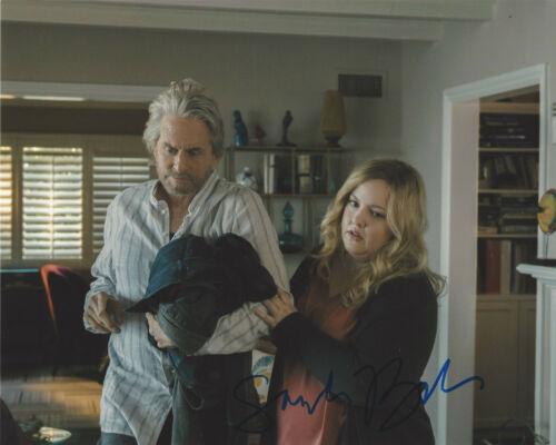 SARAH BAKER SIGNED AUTHENTIC 'THE KOMINSKY METHOD' 8x10 PHOTO C w/COA ACTRESS