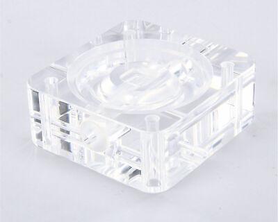 Grindmaster Cecilware W0480450 Valve Body Cast Acrylic Cnc Machi