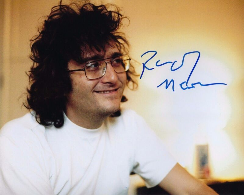 GFA Toy Story Film Composer * RANDY NEWMAN * Signed 8x10 Photo PROOF AD4 COA