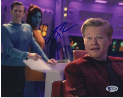 JESSE PLEMONS SIGNED BLACK MIRROR 8X10 PHOTO AUTOGRAPH BREAKING BAD PSA BAS COA