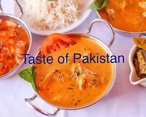 Taste of Pakistan Catering Fortitude Valley Brisbane North East Preview