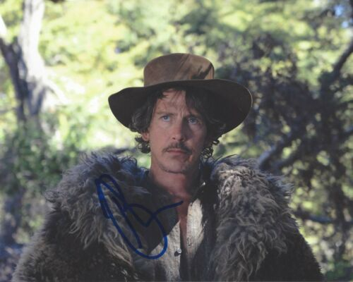 ACTOR BEN MENDELSOHN SIGNED ANIMAL KINGDOM 8x10 PHOTO W/COA ROGUE ONE ROBIN HOOD