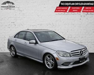 2011 Mercedes-Benz C-Class C 350 - ALLOY WHEELS, SUNROOF, LEATHE