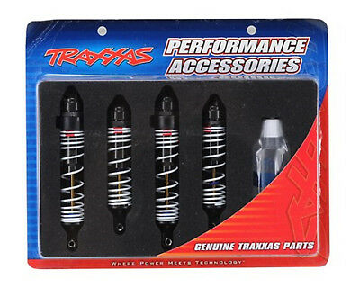 Traxxas 5862 Big Bore Aluminum Shocks for Slash 2WD Slash VXL Slash 4x4 and More