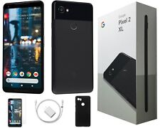 Google Pixel 2 64GB Just Black Factory Unlocked 5-inch - Bundle Includes Case!