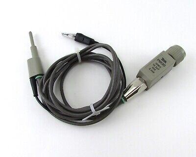 Tektronix P6130 Oscilloscope Probe 10m 13.2pf 10x 2 Meter