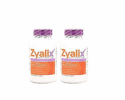 Купить Zyalix Male Virility Enhancement Solution L-Arginine 2-Month Supply