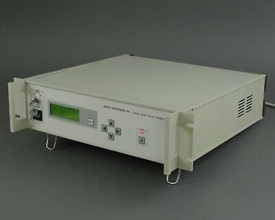 Apollo Ins Laser Diode Driver Model 560 - 5v 30ms-cw Pulse Width 100a Max Out