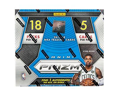 17/18 PANINI PRIZM FAST BREAK BASKETBALL BOX DONOVAN MITCHELL RC