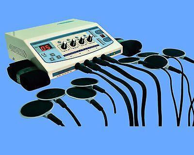 Electrotherapy Stimulator Electro Therapy Machine Pain Relief Muscle Kgj