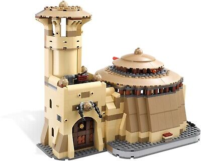 LEGO STAR WARS Jabba's Palace ONLY from Retired Set 9516 Jabba's Palace