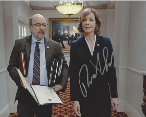 ACTOR RICHARD SCHIFF SIGNED THE WEST WING 8x10 PHOTO C w/COA TOBY ZIEGLER CAST