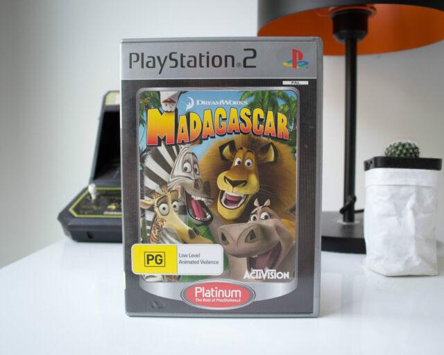 MADAGASCAR | PLAYSTATION 2 | AUS STORE | SAME DAY POST